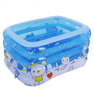 Us 45 85 Inflatable Cheap Portable Swimming Pools For Babies Blow Up Baby Swimming Pools Plastic Kiddie Baby Pools Di Kolam Renang Dari Ibu Anak