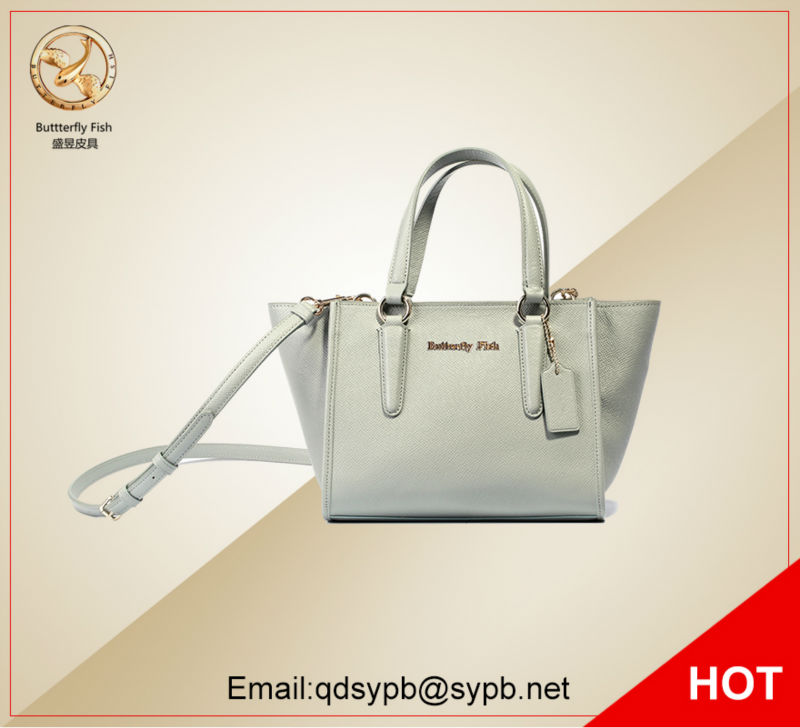 Butterfly Fish Top quality promoting genuine leather women handbag customized 2017 lady fashion bag tote handbags promoting social change in the arab gulf