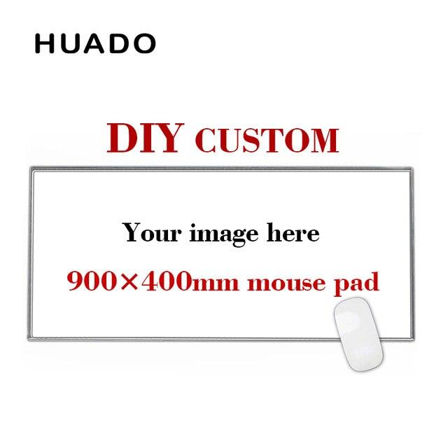 Мм 400*900 мм DIY на заказ резиновые игровой мышь Pad коврики ноутбука коврик для клавиатуры XL для патруля/cs go/world of warcraft