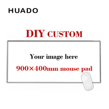 900*400mm DIY Custom Rubber Gaming Mouse Pad Mat  Laptop Keyboard Mat XL for overwatch/cs go/world of warcraft