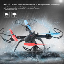 DC015-L3 2.4GHz RC Quadcopter Wifi Real Time Transmission W/LED Light Drone