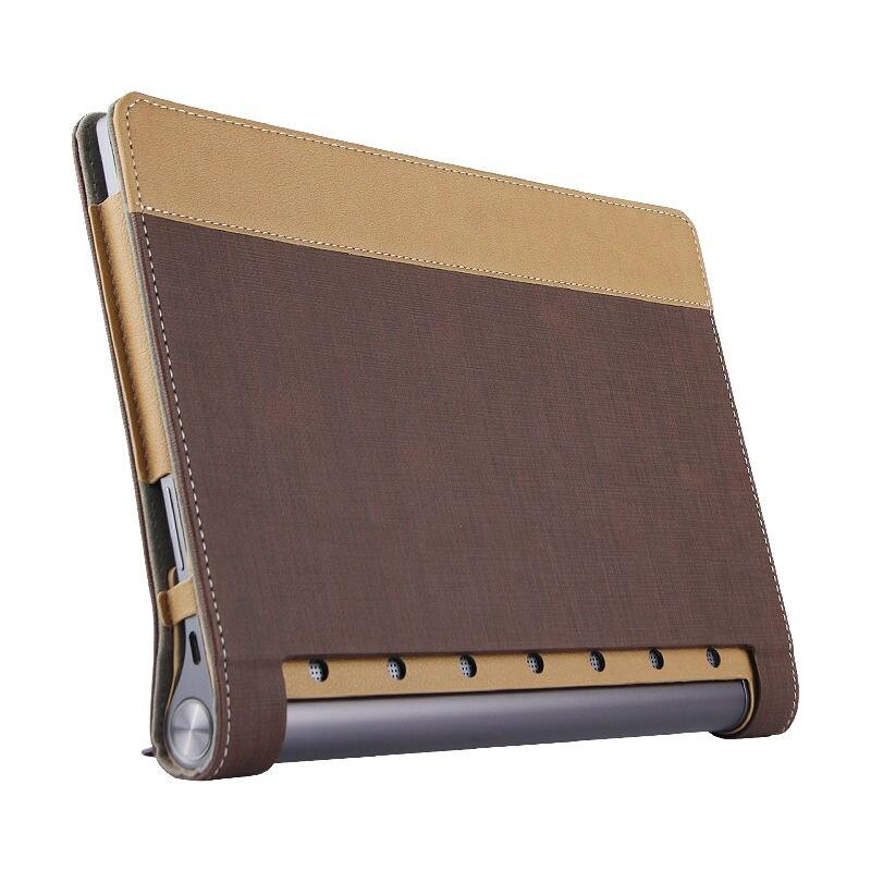 Чехол для Lenovo Йога Tab 3 Pro 10X90 защитный чехол кожаный для Йога TAB3 10 Pro x90f x90l x90m 10.1 Планшеты PU защиты рукав