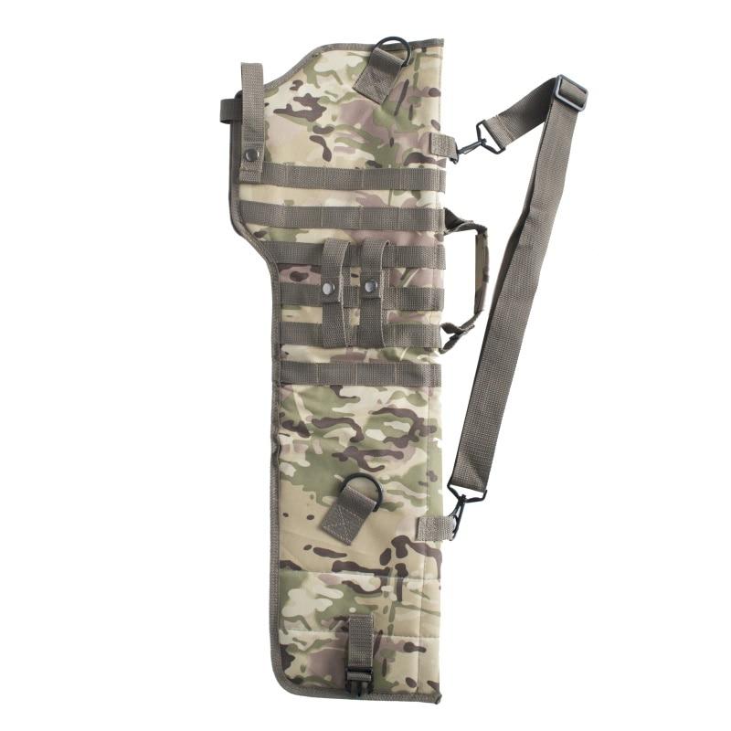 Tático rifle bainha exército militar coldre assalto