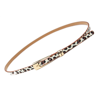 Ladies Female Luxury Strap Brand Designer High Quality PU Faux Leather Women Wedding Thin Belts Waist