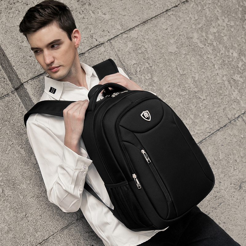 Brand New Hot casual male Oxford cloth backpack fashion large capacity Waterproof travel bag Business Laptop backpack school bag new hot brand canvas backpack bag for laptop 1113 inch travel business office worker bag school pack free drop shipping 1133