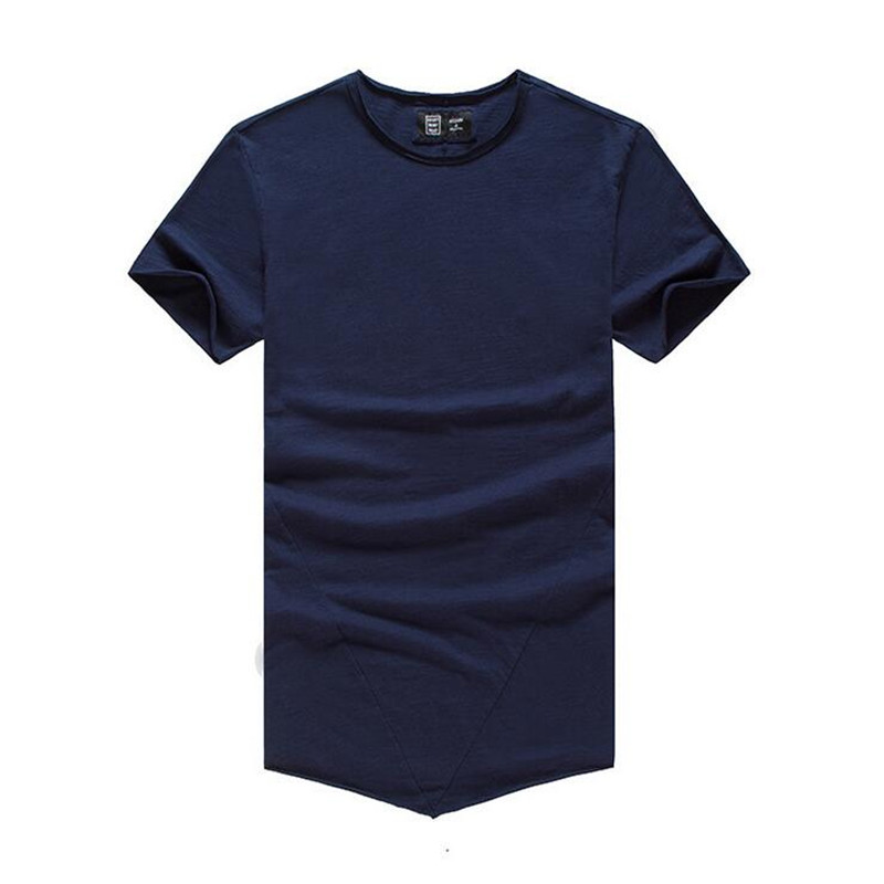 Majica s kapuljačom Muška Majica Odjeća Moda Puna boja O-izrez - Muška odjeća - Foto 3