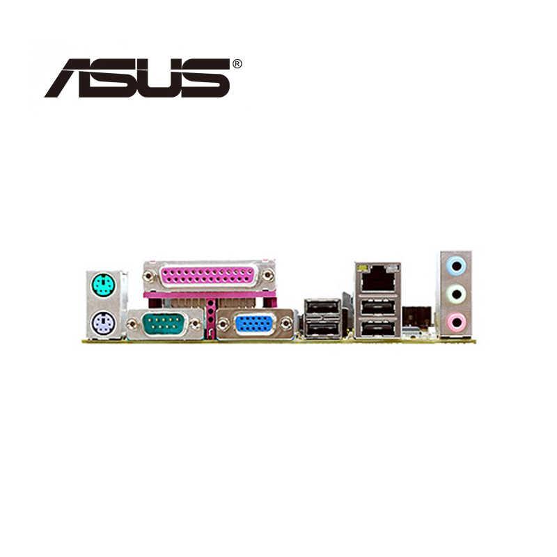 لوحة رئيسية مستعملة لـ NVIDIA GeForce 7025 630a ASUS M2N68-AM Plus بمقبس Phenom II AM2/AM2 + لوحة أم DDR2 M2N68 AM Plus