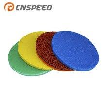 """CNSPEED воздушный фильтр пены 250 мм 3 слоя воздушный фильтр губка элемент подходящий воздушный фильтр """"Грибок"""" CleanerYC100485"""