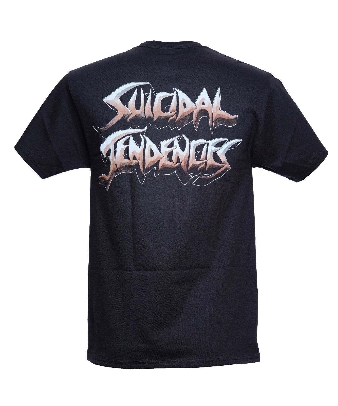 SUICIDAL TENDENCIES *Official* World Gone Mad T-Shirt New S-3XL