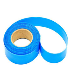 wide 106-310mm heat shrink tube battery wrap 18650 wraps 1kg/lot free shipping