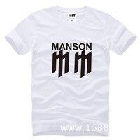 Marilyn Manson Metal Rock Men S T Shirt T Shirt For Men 2015 New Short Sleeve