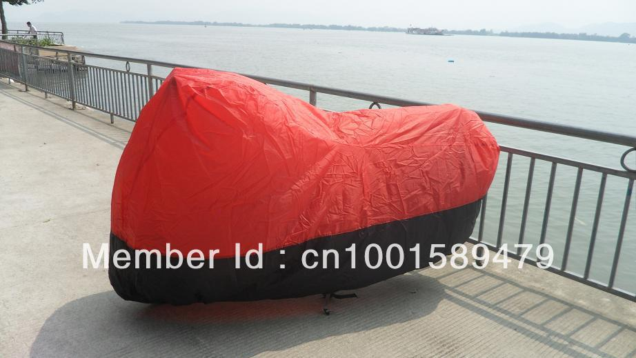 750 Honda Nighthawk Motorcycle Cover QQ L3 silver color