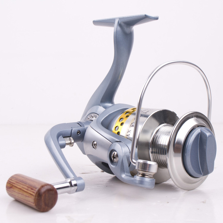 LineWinder 10BB XY1000 XY2000 XY3000 XY4000 Spinning Fishing Reel Lure Reel Rock Wheel Metal Spool Saltwater Reels Fishing Tools high grade haibo spinning fishing reel carpfishing reel 8000 5000 4000 3000 2000for lure fishing 3 1bb saltwater spinning reels
