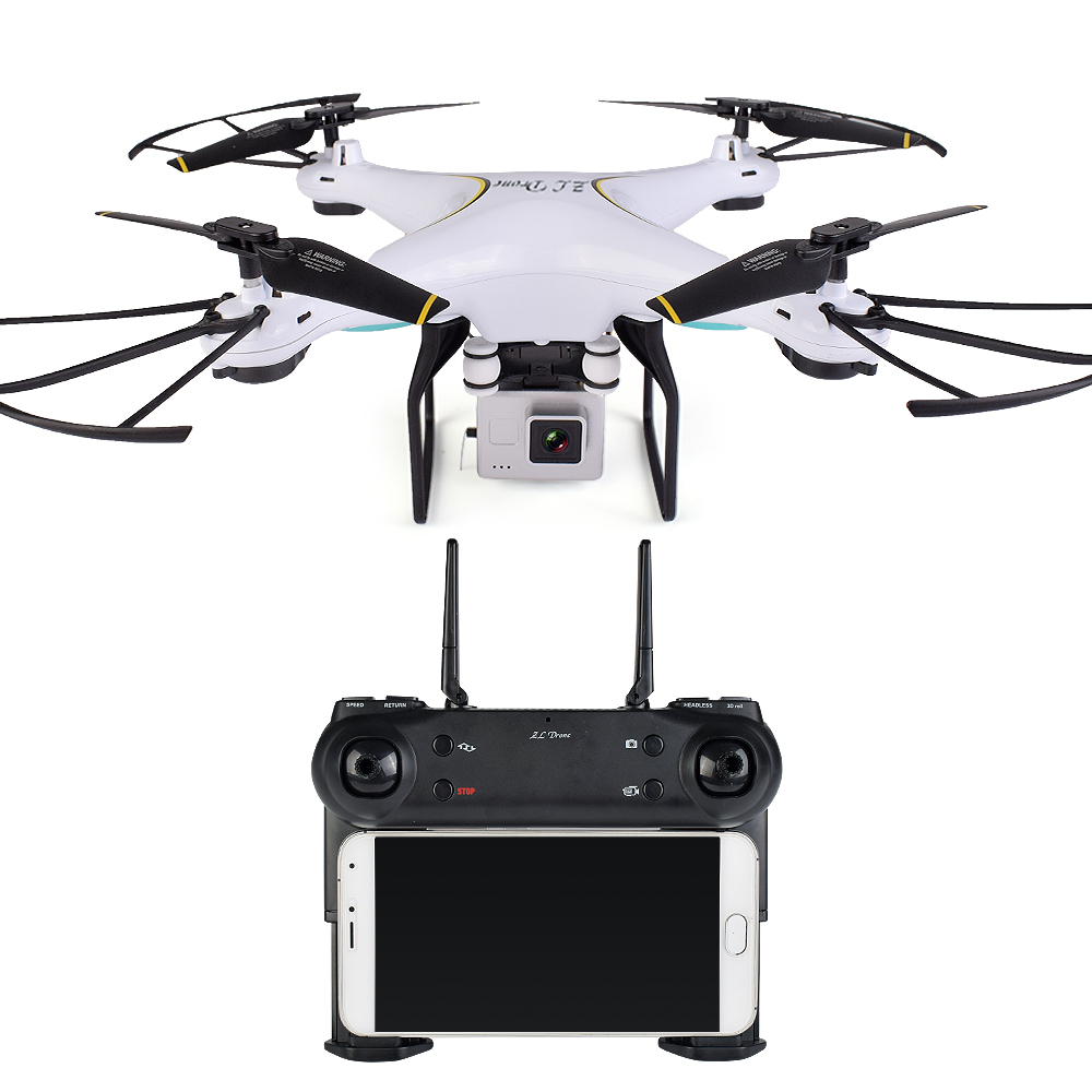 цена SG600 RC Drone 2.4G Selfie Quadcopter Aircraft with 0.3MP Wifi FPV Camera Altitude Hold Auto Return Headless