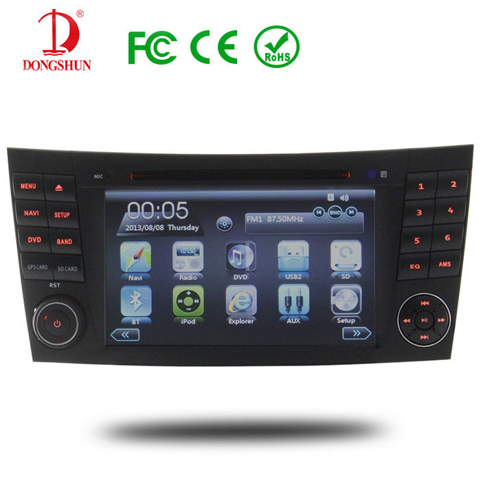 autoradio android radio for mercedes w211 car autodvd. Black Bedroom Furniture Sets. Home Design Ideas