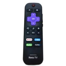 Neue 101018E0016 MIT NETFLIX HULU VUDU PLUTO für Philips Roku TV Fernbedienung 43PFL4962 43PFL4962/F7 50PFL4962 50PFL4662 50PFL