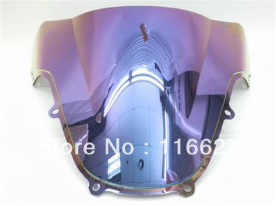 Бесплатная доставка Иридиум ветрового стекла лобовое стекло для 2001-2003 Сузуки системы GSX-Р 600 750 GSXR К1