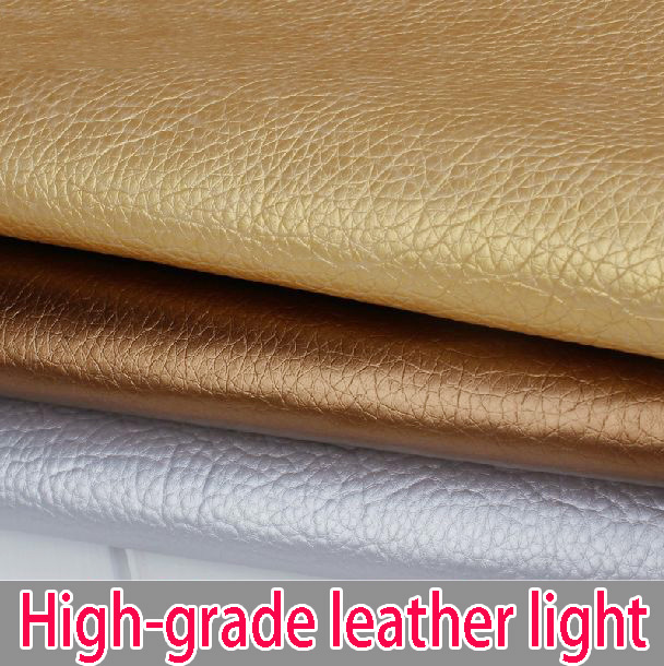 Upscale Faux Glitter Leather Fabric Width 140CM The Overall Sale Of Cloth One Meter 100 140CM