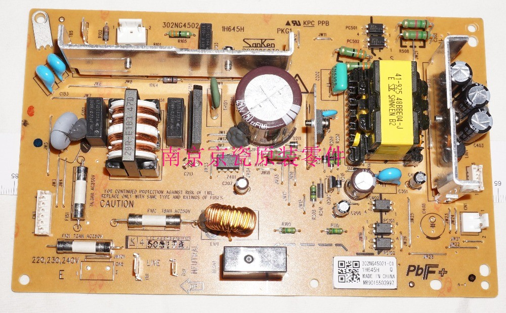 New Original Kyocera 302NG94240 UNIT POWER SOURCE 230 for:TA1800 2200 1801 2201 2010 2011 2210 2211New Original Kyocera 302NG94240 UNIT POWER SOURCE 230 for:TA1800 2200 1801 2201 2010 2011 2210 2211