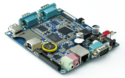 Embedded Industrial Control Motherboard Support The WINCE/LINUX System GT6805