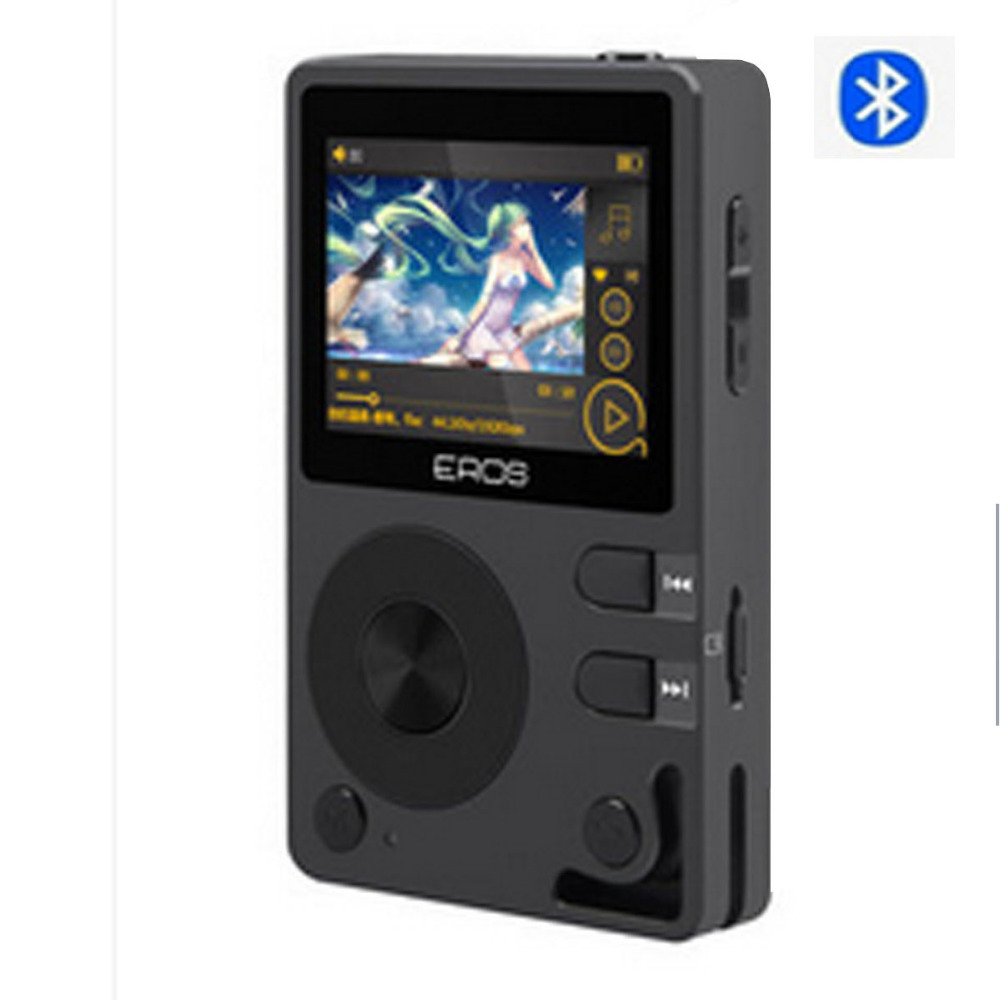 2016 Brand New Aigo EROS Q High quality DSD64 Bluetooth 4 0 Portable Audio Lossless Hifi