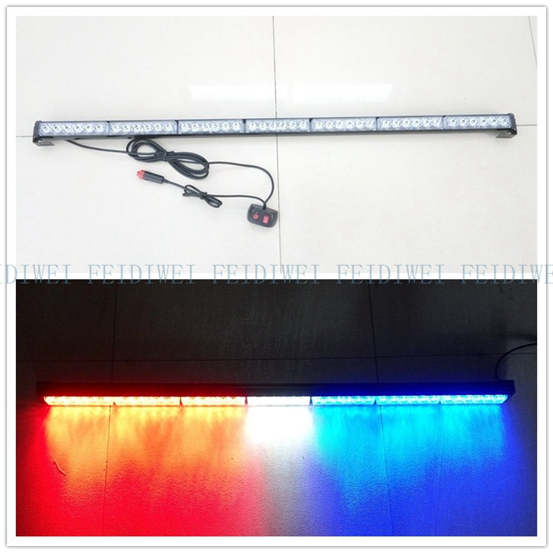 09039 42 LED High Power Strobe Light Fireman Flashing  Emergency Warning Fire Flash Car Truck Yellow White Blue Amber Red цены онлайн