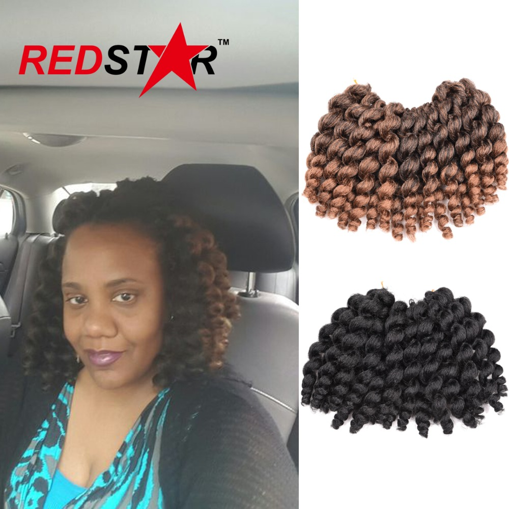Crochet Hair Aruba Curl : Hot Sell wand curl 68 Crochet Braids HairSynthetic Crochet Braids...