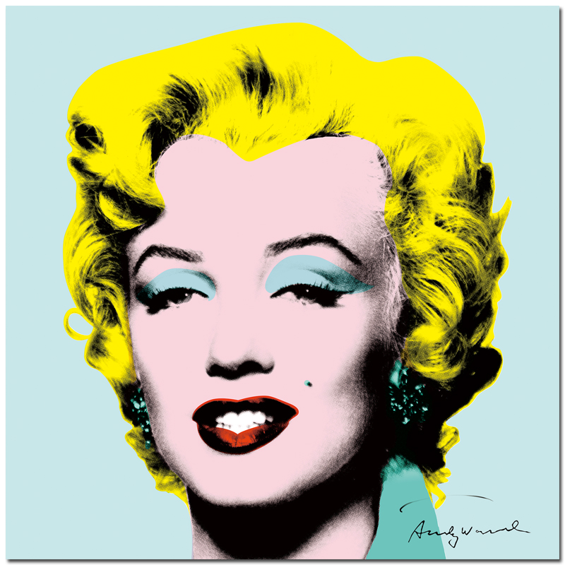 Marilyn Monroe Cuadro Promotion Rushed Cuadros Andy Warhol Marilyn Monroe 3