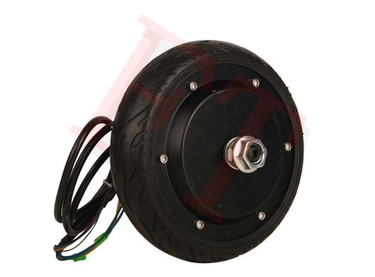 36v  350W  6 hub motor wheel ,skateboard electric motor without brake36v  350W  6 hub motor wheel ,skateboard electric motor without brake