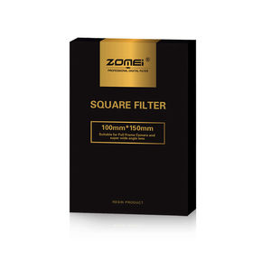 Image 4 - ZOMEI 100mm Gradual Neutral Density Square Filter ND2+4+8+16 for Cokin Z Series