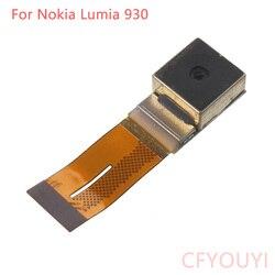 Dla Nokia Lumia 930 N930 moduł kamery z tyłu Big części