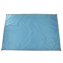 Outdoor picnic blanket, beach towel, rug, waterproof rope, picnic, park, camping and outdoor mat, 210x1#8