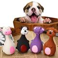 Animal Shape Pet Puppy Dog Latex Chew Squeaker Squeaky Sound Playing Toys Mascotas Cachorro Chien Honden Hond Perros