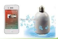 Musical Smart LED lighting Bluetooth speak Moble APP dimmer