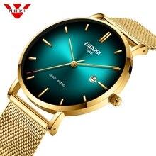 Get more info on the Reloj Hombre 2019 NIBOSI Men Watches Waterproof Ultra Thin Date Male Mesh Strap Casual Quartz Wrist Watch Men Relogio Masculino