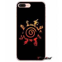 Naruto Itachi Sharingan Silicone Case For Samsung Galaxy