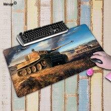Mairuige 90*40 см World of Tanks большой коврик для мыши Коврик для мыши компьютер коврик большой игровой коврик оверлок края коврик для мыши