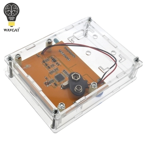 Image 4 - WAVGAT LCR T4 Box Clear Acrylic LCR T3 Case Shell Housing For LCR T4 Transistor Tester ESR SCR/MOS LCR T4