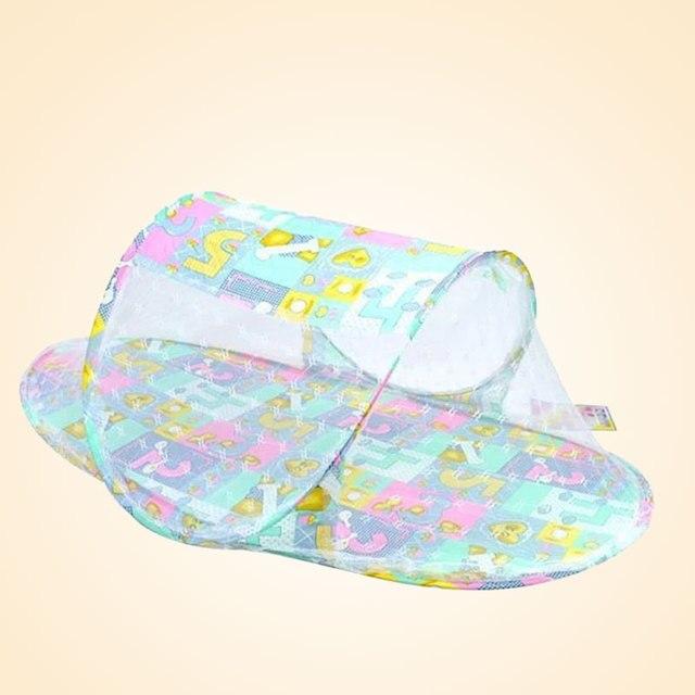 Moustique Net Bateau Forme Bebe Multicolore Infantile Lit Lit En