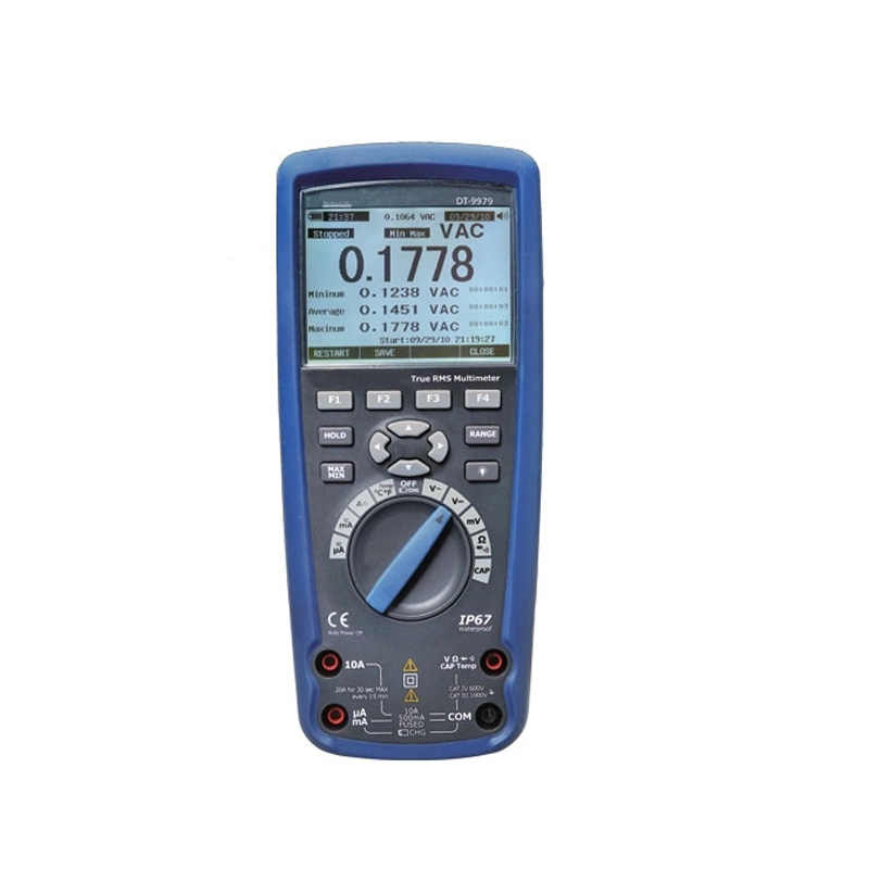 DT-9979 Professional True RMS Công Nghiệp Digital Multimeter