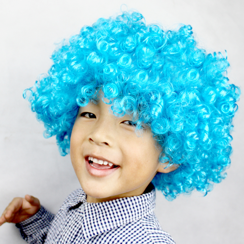 Clown Wigs For Kids