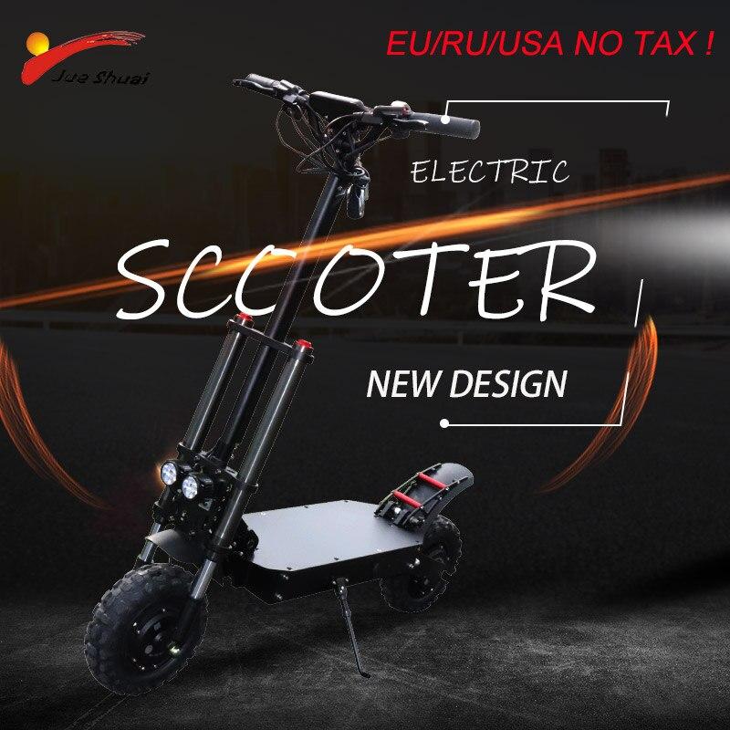 Lunga Distanza 105km Scooter Elettrico 11