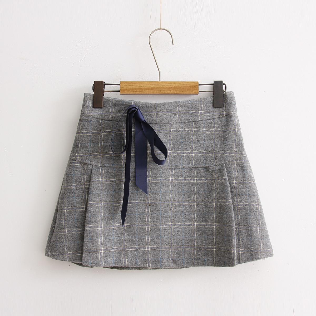 Popular Plaid Skirts Women-Buy Cheap Plaid Skirts Women lots from ...