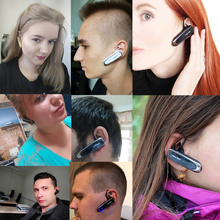 Wireless Over Ear Headset Hands Free Noise Cancellation