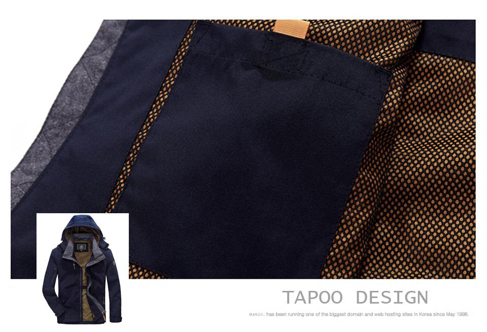 casual men jacket detail 1