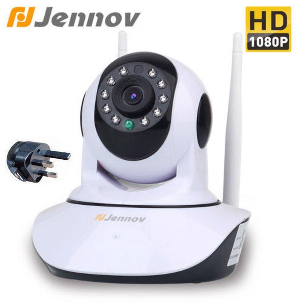 Jennov Home Security IP Camera Wi Fi Wireless Mini Network Wifi Camera Video Surveillance Night Vision CCTV Camara Baby Monitor|Surveillance Cameras| |  - title=