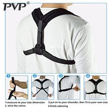 Upper Back Posture Corrector Clavicle Support Belt Slouching Corrective Correction Spine Braces Supports Health