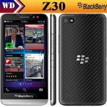 "Original Unlocked BlackBerry Z30 4G phone 5.0""Capacitive touchscreen,8MP BlackBerry OS 16GB ROM"