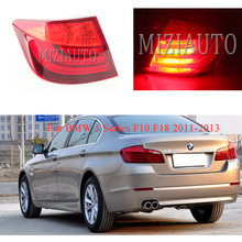 Rear Tail Light Outer side For BMW 5 Series F10 F18 2011-2013 Sedan Stop Lamp Warning Brake Bumper