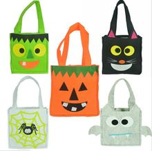 Halloween Pumpkin bag handbag Ghost Halloween Pumpkin skull Decor props
